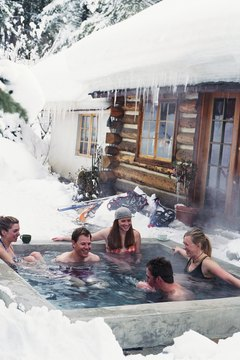 A frozen hot tub can be an expensive fix. Does your homeowner's insurance cover it?