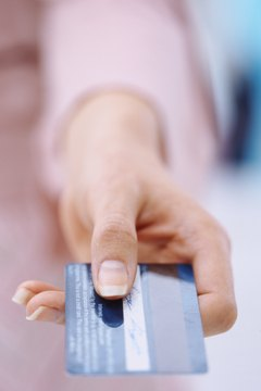 Credit cards are convenient and easy to carry.