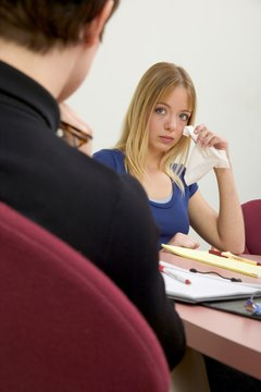 Solution-focused counseling helps students look toward reaching future goals.