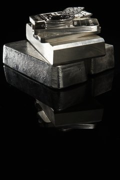 Profits on silver bullion are subject to capital gains taxes.