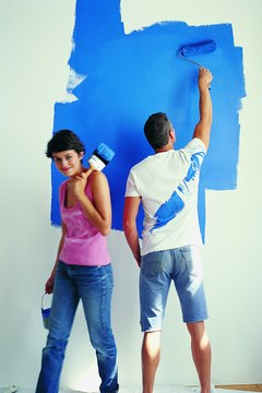 Paint colors have no impact on a home appraisal.