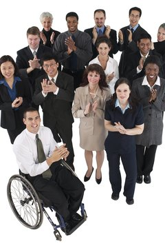 Getting workers to appreciate one another's differences is one of the goals of diversity activities.
