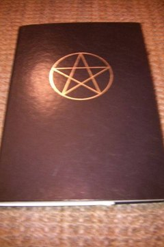 A journal used to create a Book of Shadows
