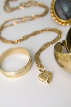 a good cleaning, gold plated jewelry