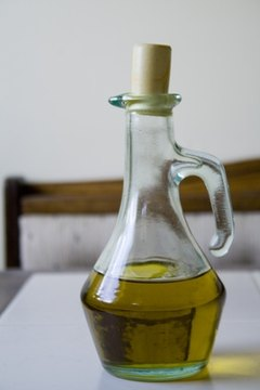 Olive oil is a staple in Spanish cuisine.