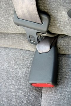 Seat belts are not required in vehicles manufactured before 1964.