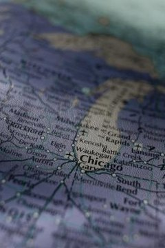 The Midwest was a major destination for German immigrants.