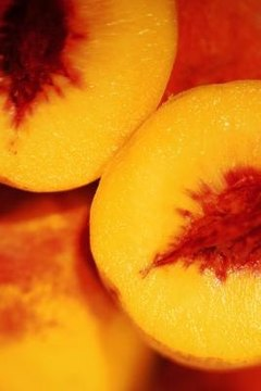 Cling-free peaches are commercially valuable and widely available.