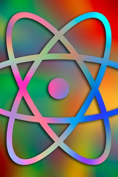 Protons are subatomic particles found in the nucleus of atoms.