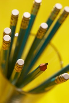 a pencil, Cryptoquips, you, the eraser
