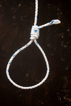The hangman's noose, fishers
