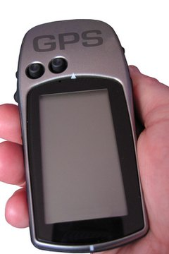 Voice enabled, hand-held GPS units can help students with visual impairments find their lecture halls, classes and labs.