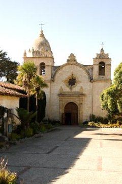 Get your kids involved in studying California missions.