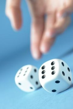 Success, craps, the roll, the dice
