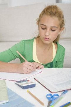 Writing their priorities on a worksheet is powerful because it makes teens more committed.