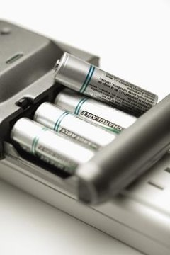 rechargeable batteries, your LEDs