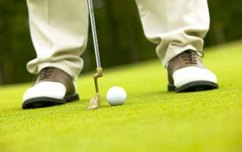 Purpose of Golf Shoes