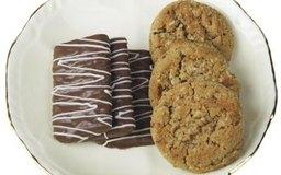 Las panaderías caseras exitosas a menudo se especializan en un producto particular, como las galletas.