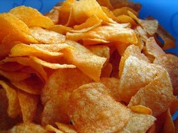 Potato Chips & Cholesterol
