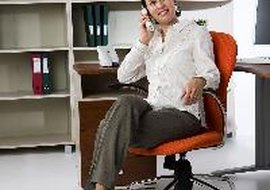 You can forward your mobile calls to your office phone to increase your productivity.