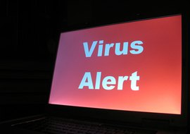Norton Security prevents and removes viruses.