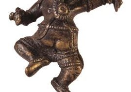 Hindu belief encourages worshiping gods through statues or idols.