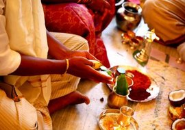 Hindu sacred scriptures give instructions on diet and various food restrictions.