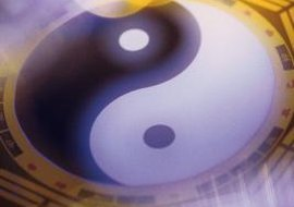 The Yin and Yang symbol is rooted in the Taoist religion.