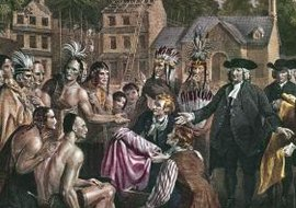 Colonial America saw heated and constant debate on the role of religion.