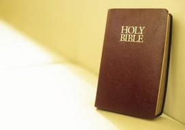 The Bible is the core of Community of Christ scripture.