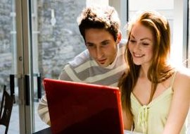 Flash movies can be downloaded from a website viewed on Internet Explorer.
