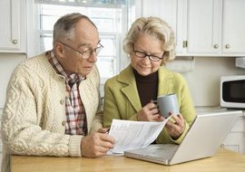 Nonworking people can qualify for Social Security benefits based on the work of a spouse.