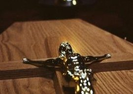 All aspects of a Catholic funeral affirm faith in Jesus Christ.