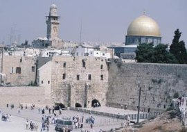 The reconstruction of the Temple in Jerusalem represented a period of stability and prosperity for the Jews.