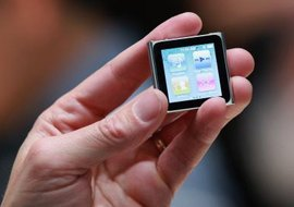 Restore your iPod nano's factory settings using iTunes.