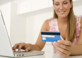 Prepaid credit cards are a convenient way to make purchases.