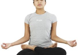 Traditional meditation occurs in the lotus position, but any manner of sitting works.