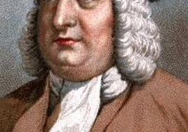 William Penn was an early leader of the Quaker community in Pennsylvania.