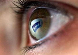 Keep an eye on your child's Facebook contacts and other online activity.