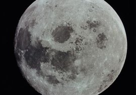 Studies of the moon's geology have revealed much about its history.