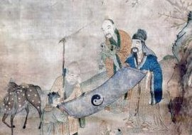 Taoism in the 1100s was highly syncretic.