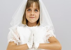 First Holy Communion is an important celebration.