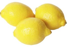 Lemon juice helps get things clean without harming your health.