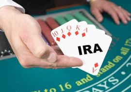 Hold a winning hand with two IRAs.