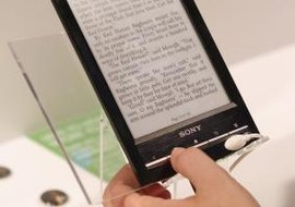Books in many formats can be converted to EPUB files for use on the Sony Reader.