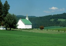 The  Mennonite Church is a Christian denomination with roots in the Anabaptist movement of the 16th century.