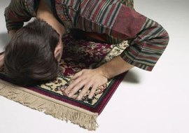 "Daily prayer, or ""salat,"" is one of the Five Pillars of Islam."