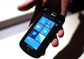 The Microsoft Mobile OS is compatible with a wide variety of handsets.