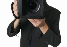 The cameras used by professional photographers differ from consumer models in several ways.