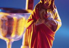 Lutherans believe in the physical presence of Jesus during Communion.